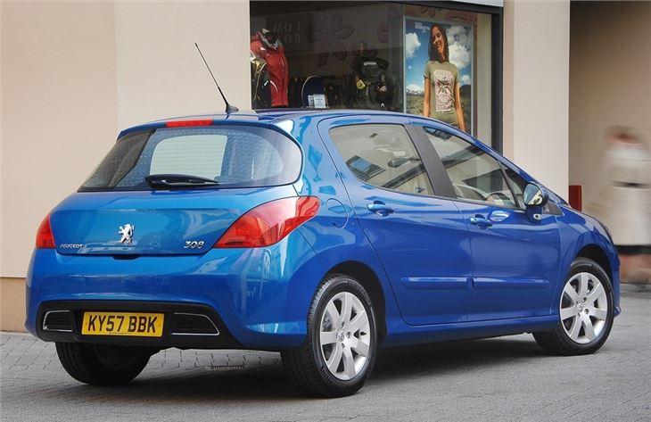 Peugeot 308 2007 Car Review Honest John