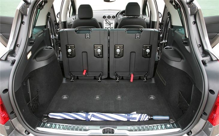peugeot 308 sw 2008 car review honest john. Black Bedroom Furniture Sets. Home Design Ideas