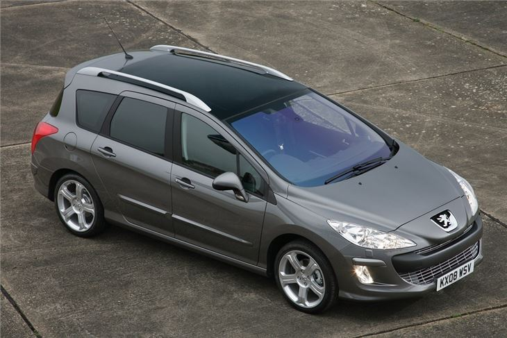 peugeot 308 sw 2008 car review honest john. Black Bedroom Furniture Sets. Home Design Ideas