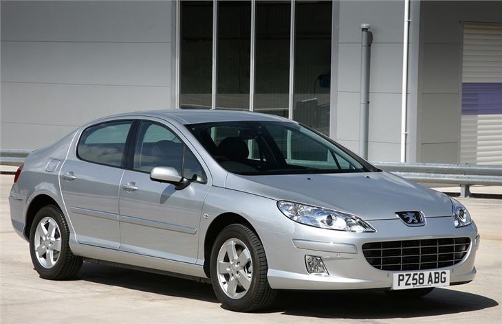 Peugeot 407 2004 - Car Review | Honest John
