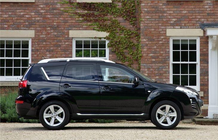 Peugeot 4007 2007 - Car Review | Honest John