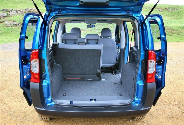 Peugeot Bipper Tepee 2009 Car Review Honest John