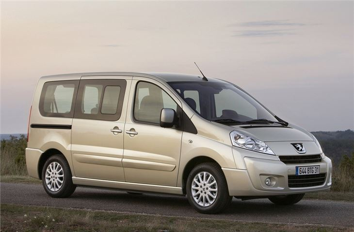 Peugeot Expert Tepee 2007 Car Review Honest John