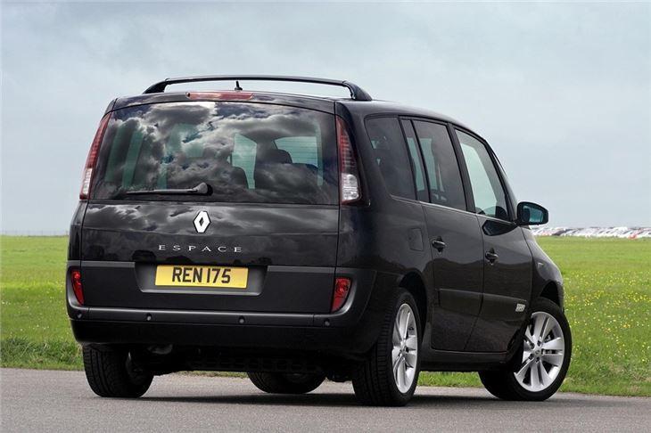 Renault Espace 2002 - Car Review | Honest John