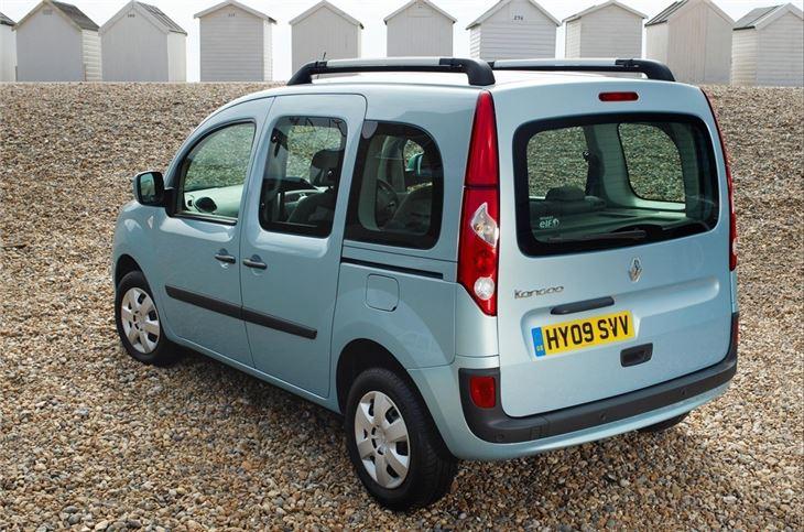 Renault Kangoo 2009 Car Review Honest John
