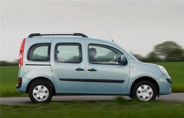 Renault Kangoo 2009 Car Review Honest John