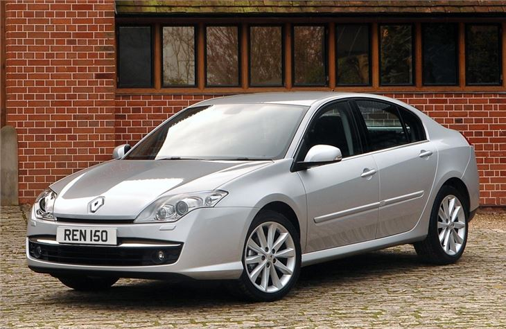 Renault Laguna III 2007 - Car Review | Honest John