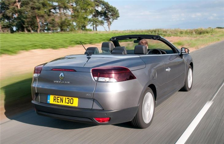 Renault Megane Coupe Cabriolet 2010 Car Review Honest John