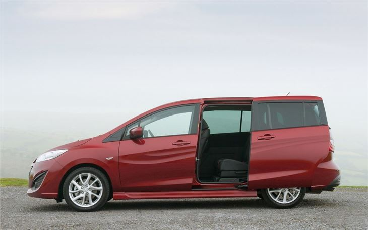 Mazda 5 2010 - Car Review | Honest John