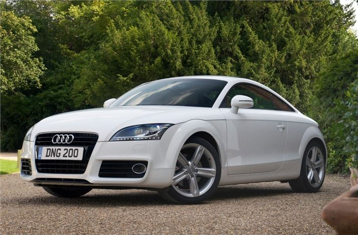 Audi TT Car Review Honest John - 2006 audi tt