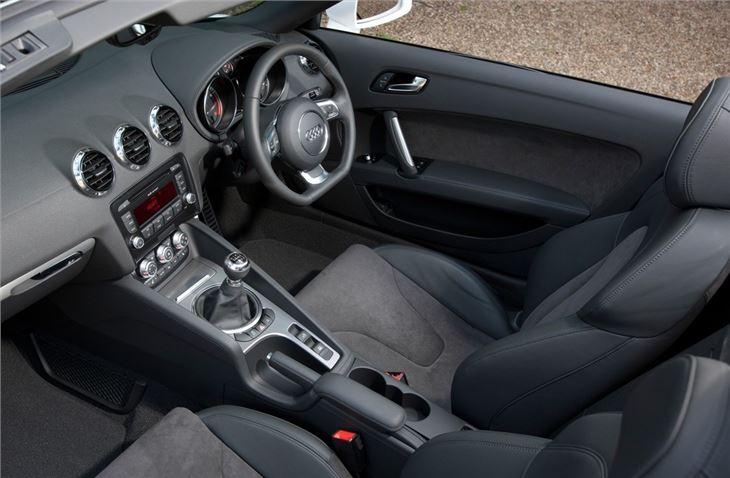 Best Ford Diesel Engine >> Audi TT Roadster 2007 - Car Review | Honest John