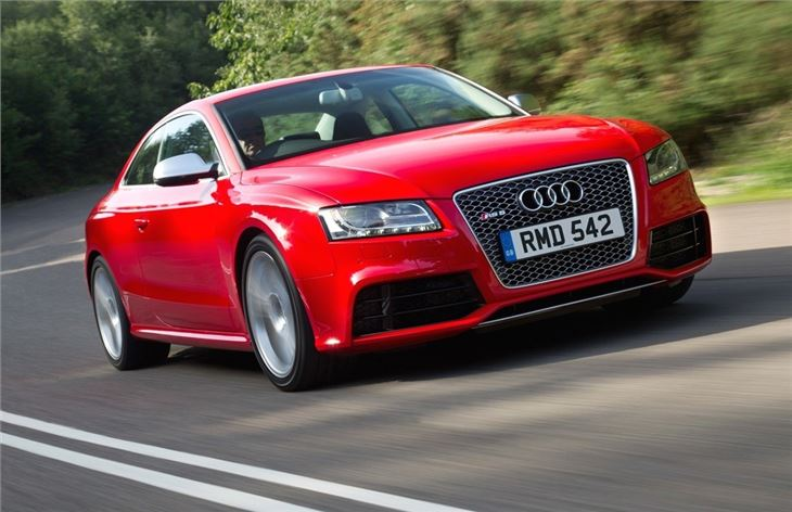 audi rs5 2010 car review driving honest john. Black Bedroom Furniture Sets. Home Design Ideas