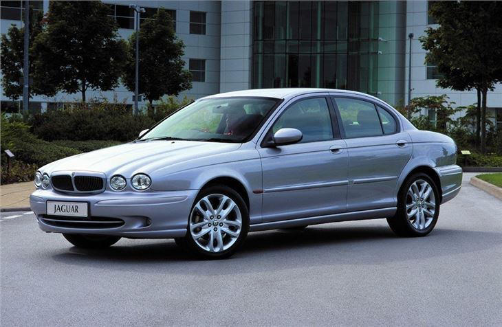 Jaguar X Type (2001u20132009)