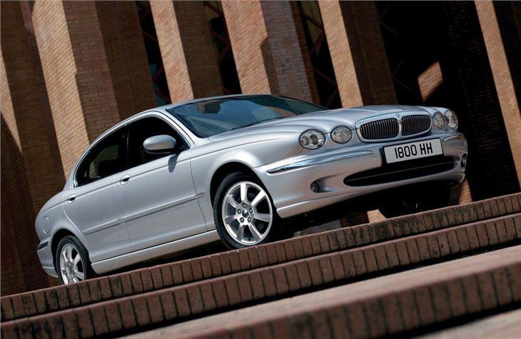 Jaguar X Type (2001u20132009)
