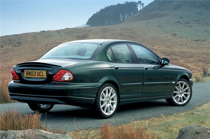 Jaguar X Type Diesel 2003 Road Test