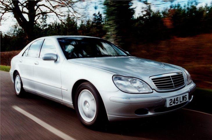 Mercedes benz s class w220 1999 car review honest john for 1999 mercedes benz s class