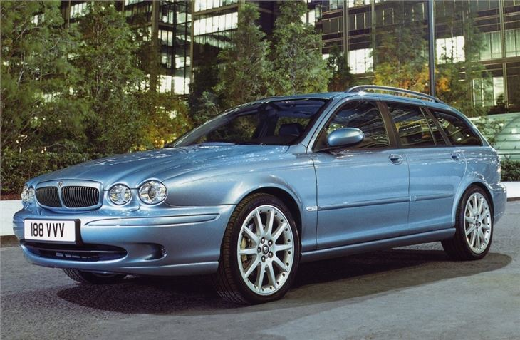 Jaguar X Type Estate 2004 Car Review Honest John