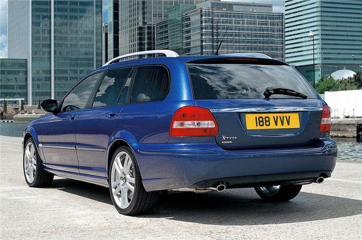 jaguar x type estate 2004 car review honest john. Black Bedroom Furniture Sets. Home Design Ideas