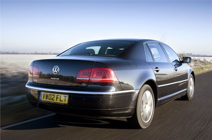 Volkswagen Phaeton 2010 Car Review Honest John
