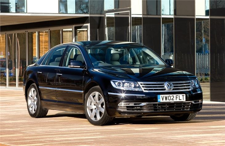 Volkswagen Phaeton 2010 - Car Review | Honest John