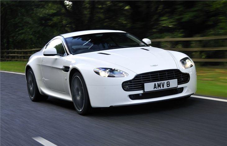 Aston Martin V8 Vantage (2005u20132018)