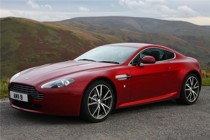 Aston Martin V8 Vantage 2005 Car Review Honest John