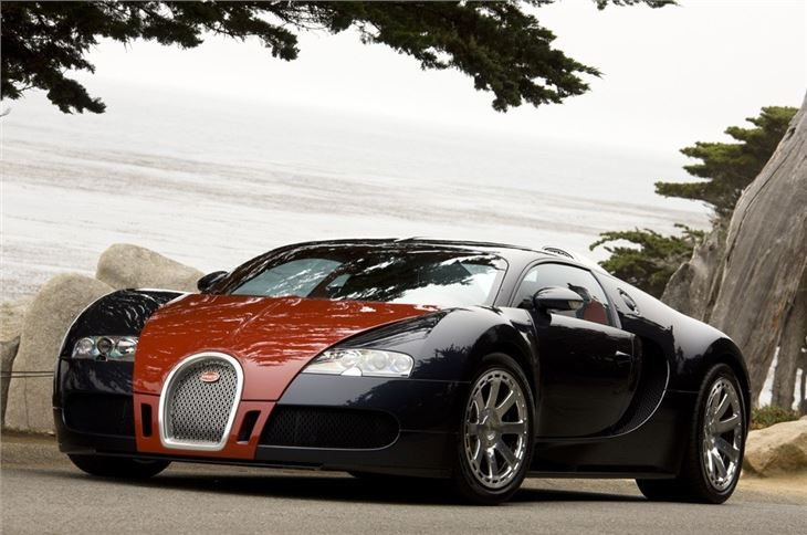 Bugatti Veyron 2005 Car Review Honest John