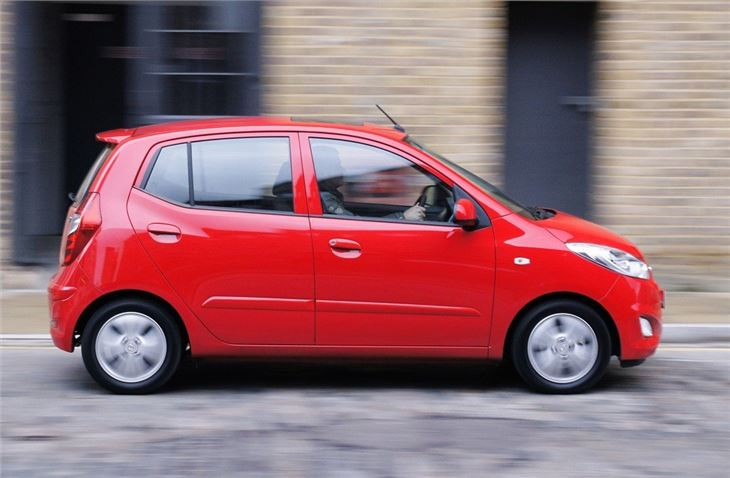 Hyundai I10 2008 Car Review Honest John