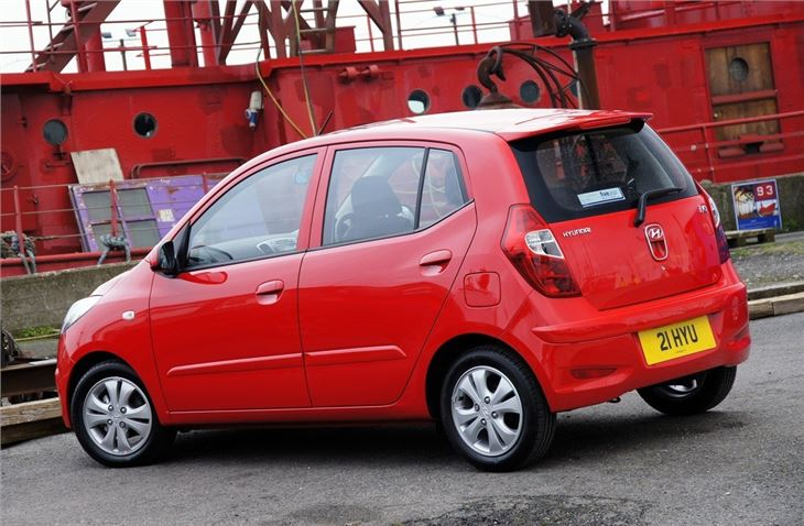 Cheap Cars For Sale >> Hyundai i10 2008 - Car Review | Honest John