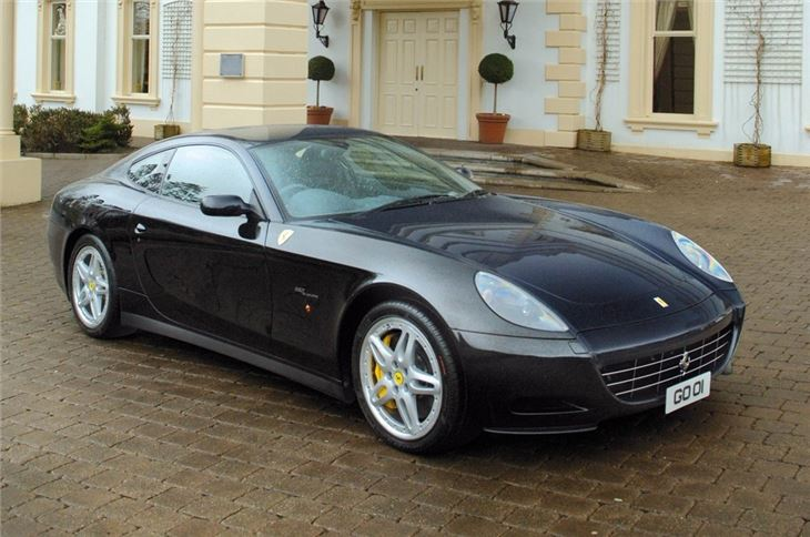Ferrari 612 Scaglietti 2004 Car Review Honest John
