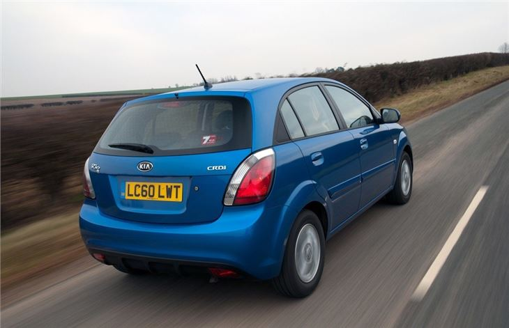 Kia Rio 2005 Car Review Honest John