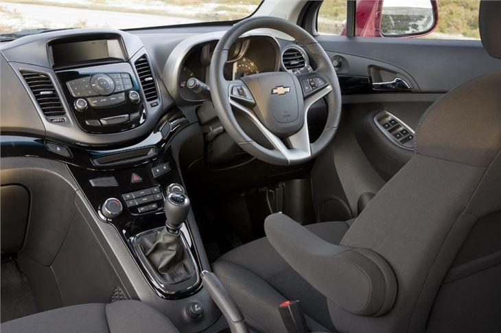 Chevy Cruze Problems >> Chevrolet Orlando 2011 - Car Review | Honest John