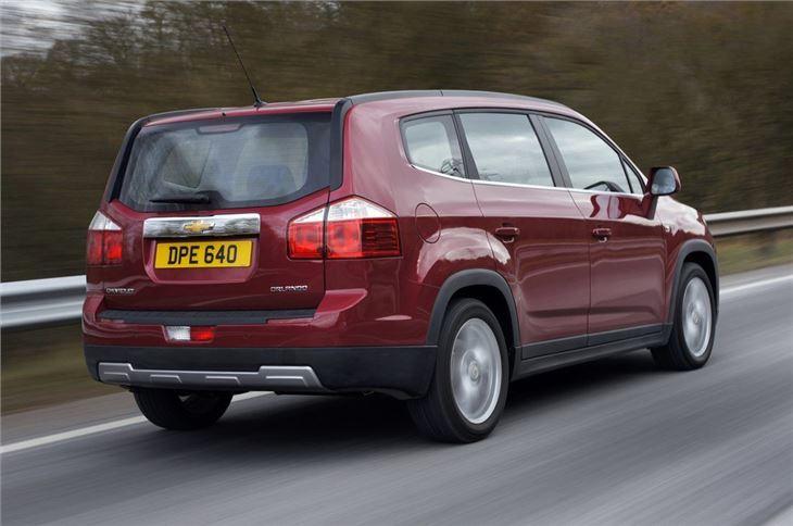 2011 Honda Civic For Sale >> Chevrolet Orlando 2011 - Car Review   Honest John