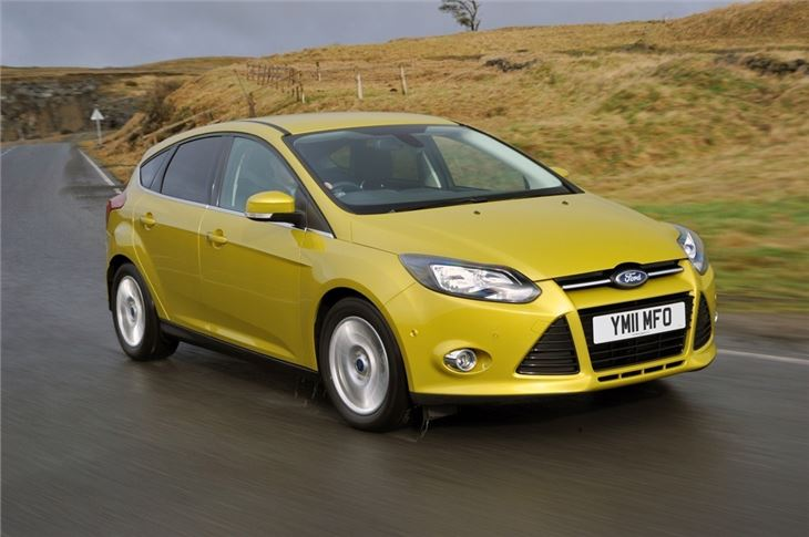 Ford Focus 2011 Car Review Honest John