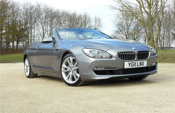 bmw 6 series convertible 2011 - car review | honest john