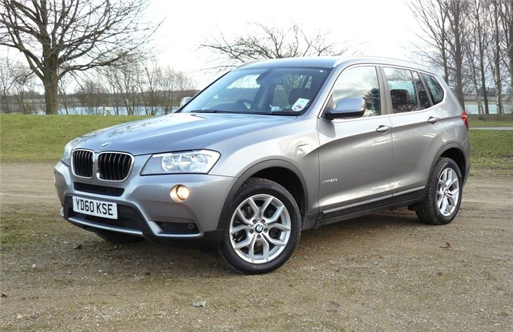 Bmw X3 F25 2010 Car Review Honest John