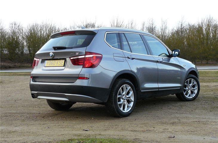 Cheap BMW For Sale >> BMW X3 2010 - Car Review   Honest John