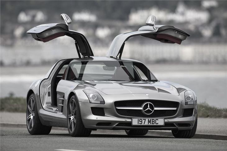 Mercedes-Benz SLS AMG 2010 - Car Review | Honest John