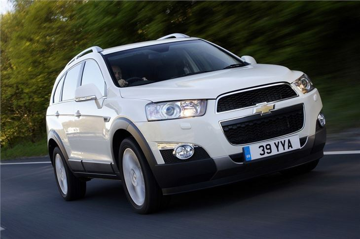 Chevrolet Captiva 2007 - Car Review | Honest John