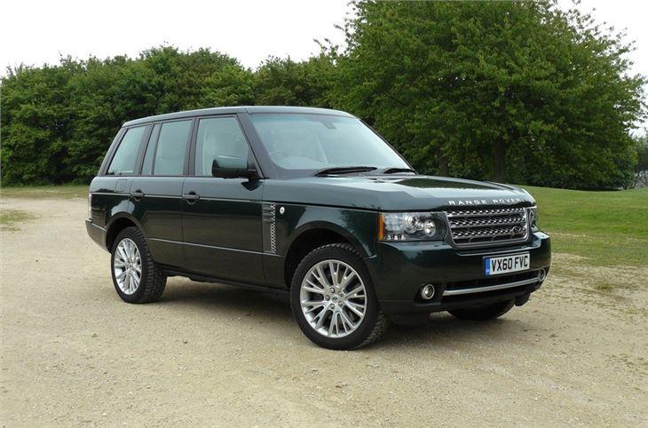 Land Rover Range Rover 2002 L322 - Car Review | Honest John
