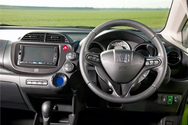 Honda Jazz Hybrid 2011 Car Review Honest John