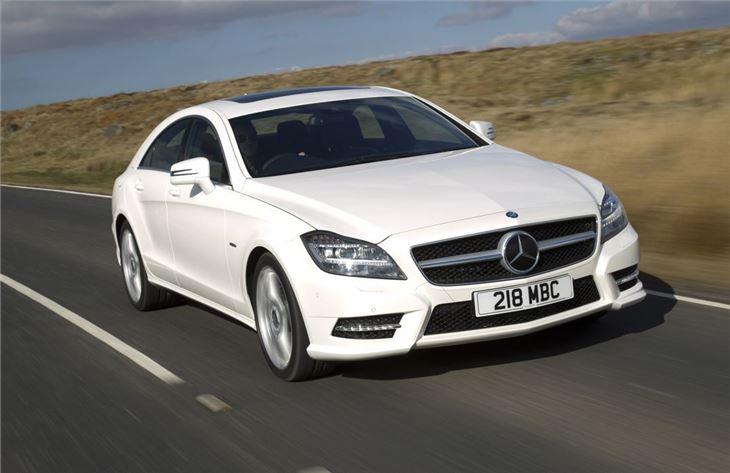Mercedes benz cls 2011 car review honest john for Mercedes benz model history