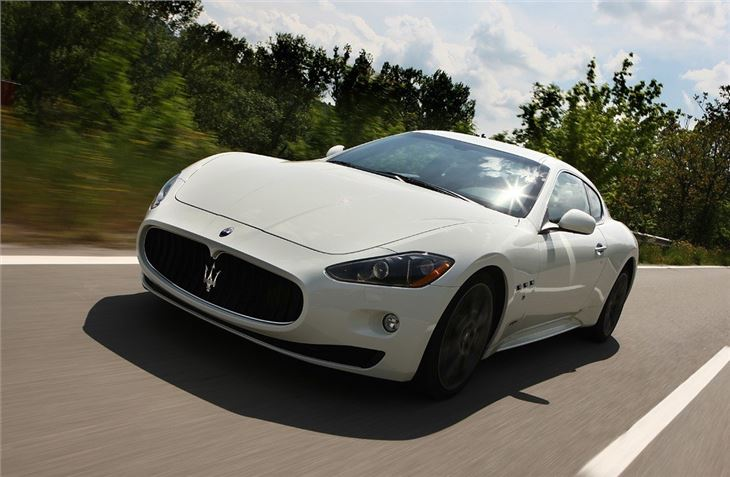Cheap Cars For Sale >> Maserati GranTurismo 2007 - Car Review | Honest John