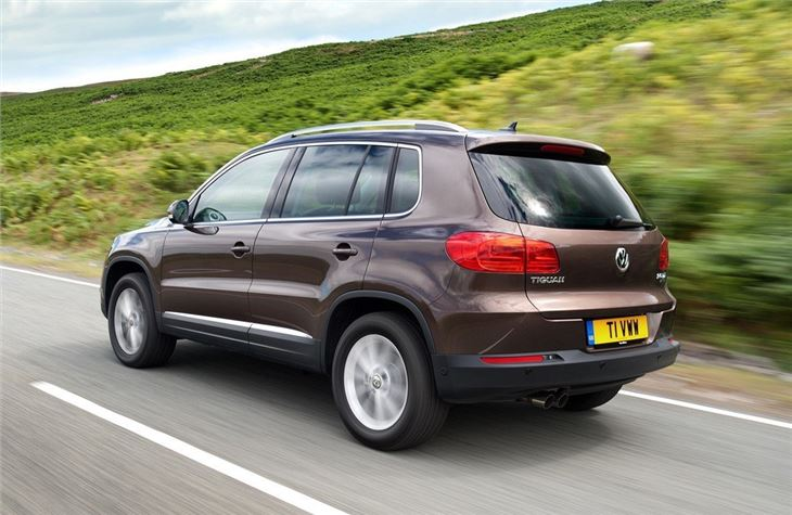 Volkswagen Tiguan 2008 Car Review Honest John