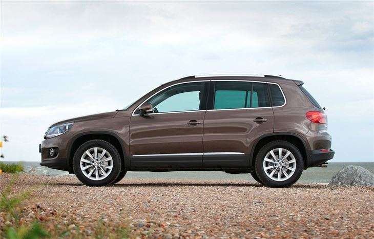 Volkswagen Tiguan 2008 - Car Review | Honest John