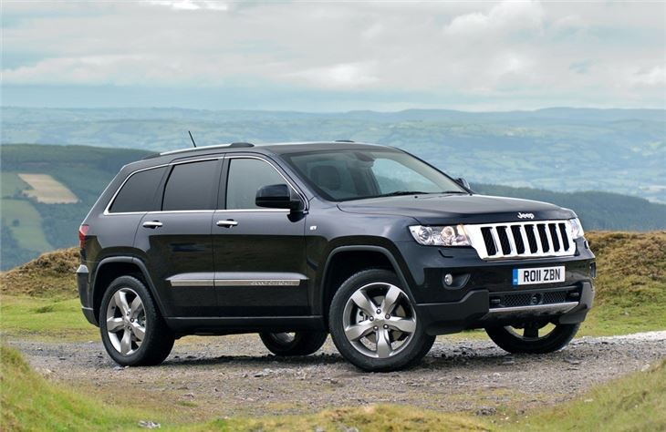 jeep grand cherokee 2011 car review honest john. Black Bedroom Furniture Sets. Home Design Ideas