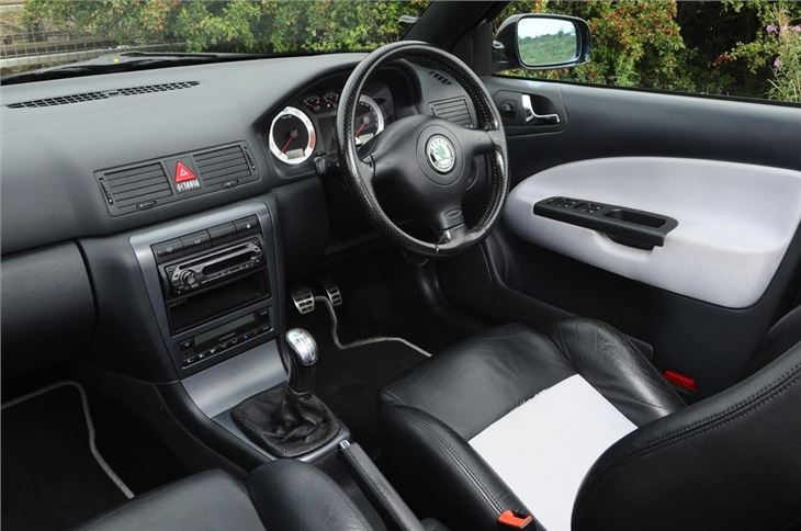 Skoda Octavia Vrs on Volkswagen Diesel Engine