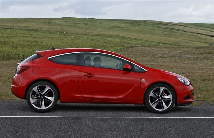 Vauxhall Astra Gtc 2011 Car Review Honest John