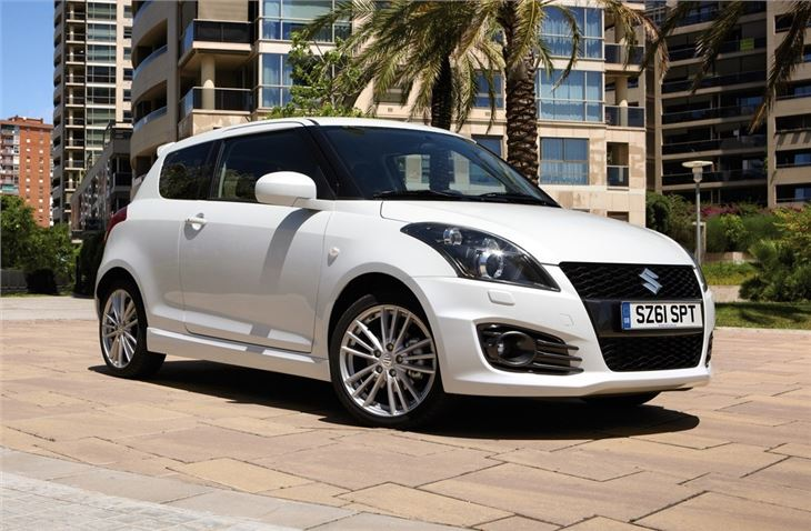 suzuki swift sport 2011 road test road tests honest john. Black Bedroom Furniture Sets. Home Design Ideas