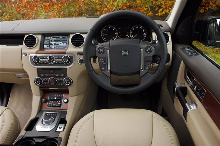 Land Rover Discovery 4 2012 Road Test Road Tests